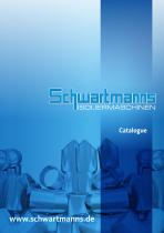 Schwartanms ISOLIERMASCHINEN Catalogue