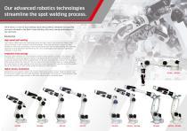 B Series Spot welding robots - 2