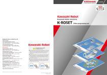 K-ROSET Offline programming tool - 1