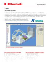 K-SPARC PALLETIZING SOFTWARE - 1