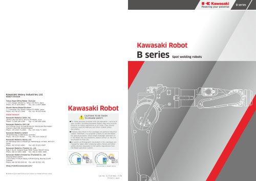 Kawasaki B Series robots