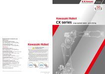 Kawasaki CX Series robots - 1
