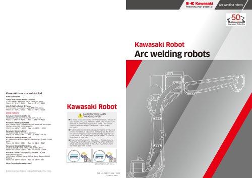 Kawasaki Robot Arc welding robots
