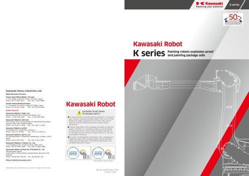 Kawasaki Robot K series