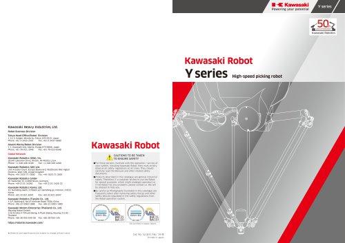 Kawasaki Robot Y series