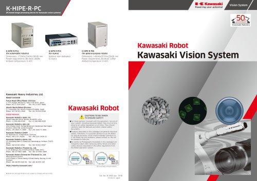 Kawasaki Vision System
