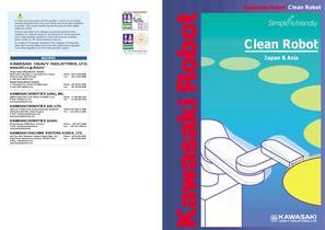 NS/TLTS/FC Series Clean Room- robots - 1