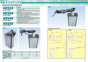 NS/TLTS/FC Series Clean Room- robots - 3