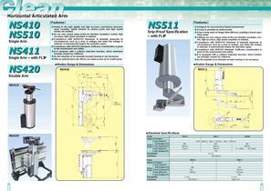 NS/TLTS/FC Series Clean Room- robots - 4