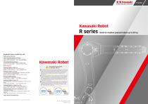 R series Small-to-medium payload robots up to 80 kg