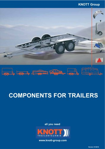 components for trailers