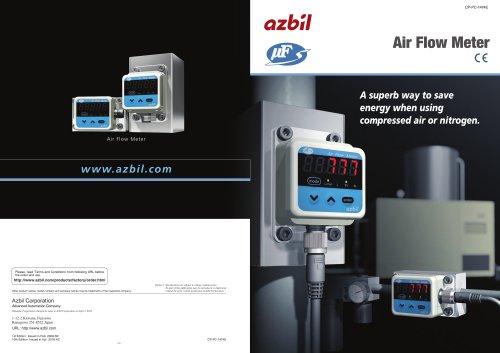 Air Flow Meter MCF