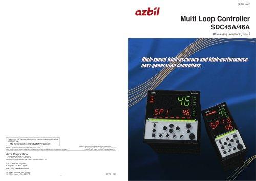 Multi Loop Controller SDC45A/46A