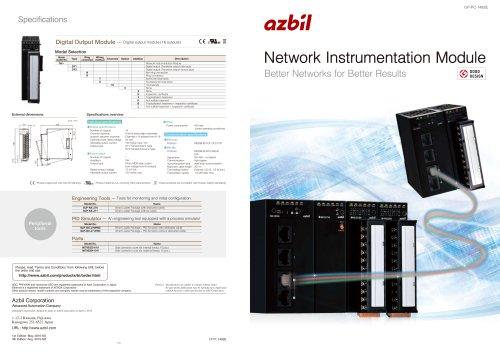 Network Instrumentation Module