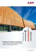 Fasteners for timber construction