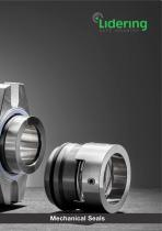 Mechanical seals catalogue - general information