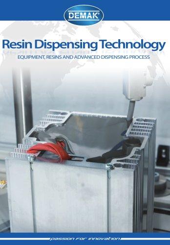 Resin Dispensing Technology