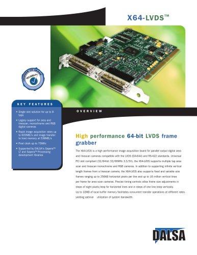 X64-LVDS