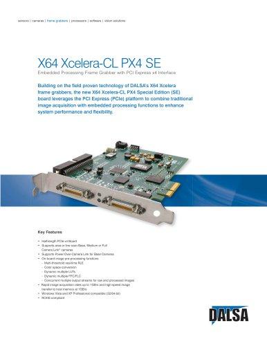 Xcelera-CL PX4 SE