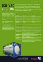 ISO VAC 20 - LNG