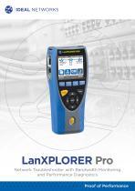 LanXPLORER  Pro - Network Troubleshooter with Bandwidth Monitoring  and Performance Diagnostics