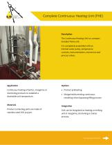 Complete Continuous Heating Unit (PHE)