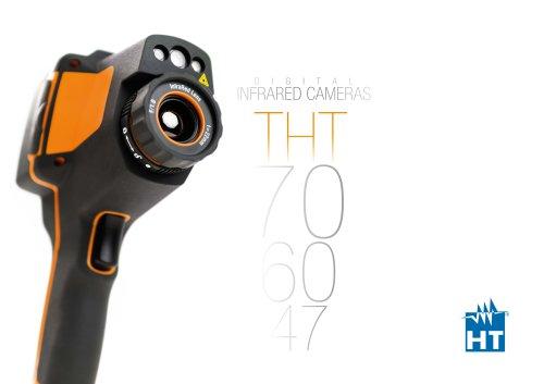 New Digital Infrared cameras