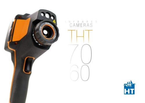 THT70 & THT60 Infrared cameras