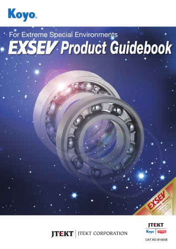B1005E EXSEV Product Guidebook
