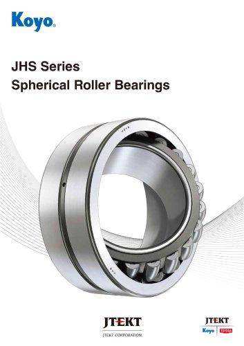 jhs series spherical roller bearings