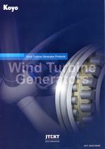 Wind Turbine Generator Products