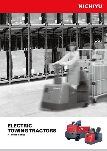 ELECTRIC TOWING TRACTORS