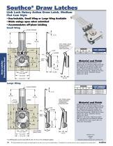 K2 Draw Latch Rotary · Stylized wing - 7