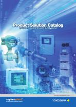 Product Solution Catalog (Field Instruments and Analyzers)