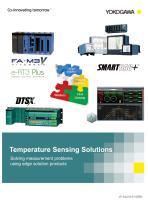 Temperature Sensing Solutions