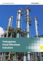 Yokogawa Field Wireless Solution