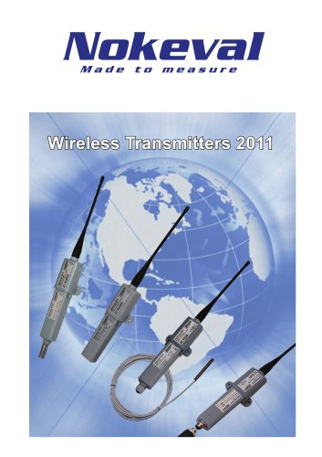 Wireless Transmitters 2011