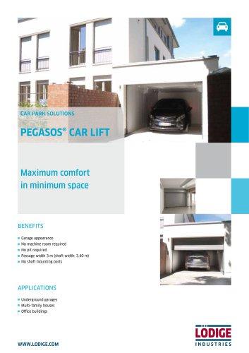 Car Lift | Lödige PEGASOS®