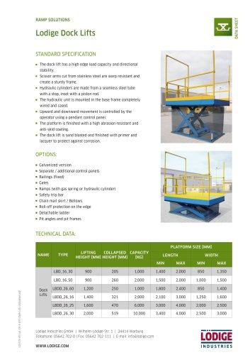 Dock-Lifts