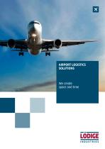 Solutions for Airport Logistics | Lödige Industries