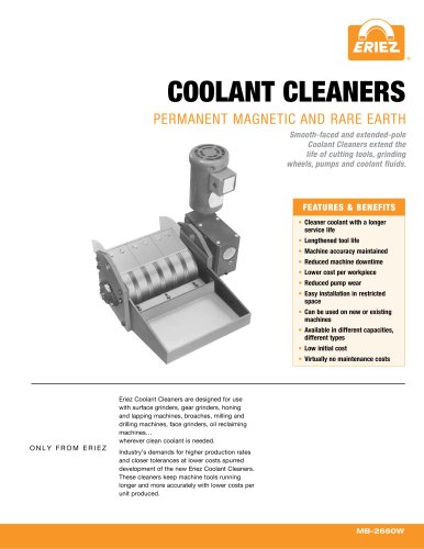 COOLANT CLEANERS
