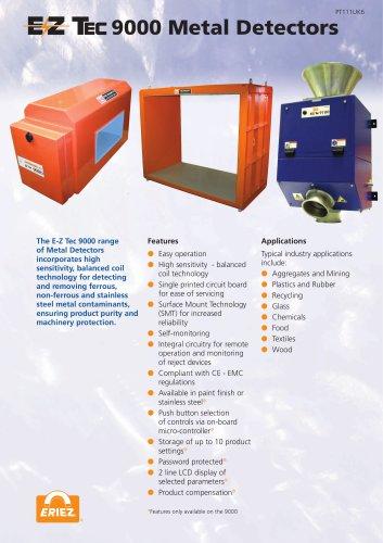 E-Z TEC® 9000 R