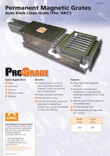 ProGrade Auto Kwik Clean Grate (The AKC)