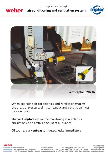 Application- air conditioning