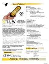 TL3-W Ex Field Reference Thermometer