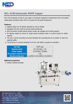 NCL-415D Automatic ROPP Capper
