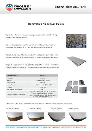 Printing Tables ALLUPLAN