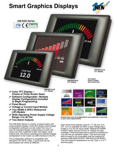Smart Graphics Displays