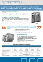 Freeze-dryers