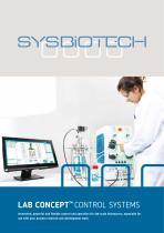 Lab-scale fermenters and bioreactors